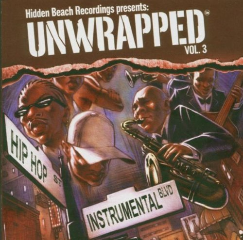 Hidden Beach Recordings Vol. 3 Unwrapped 50 Cent Eminem Big Poppa Juicy Hidden Beach Recordings