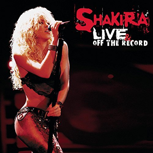 Shakira Live & Off The Record Incl. Bonus DVD