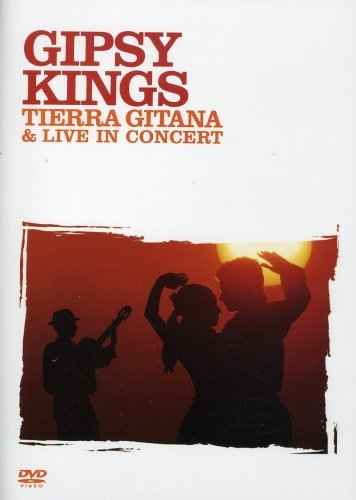 Gipsy Kings Tierra Gitana & Live In Concer Import Can Ntsc (0)