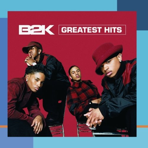 B2k B2k Greatest Hits CD R