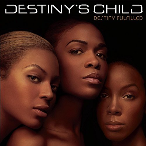 Destiny's Child Destiny Fulfilled
