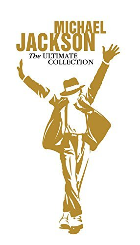 Michael Jackson Ultimate Collection 4 CD 1 DVD