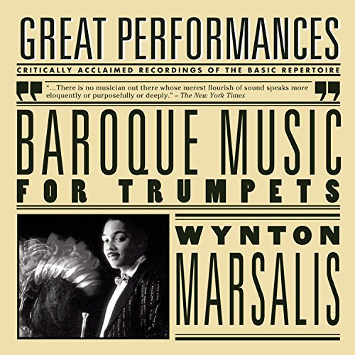 Wynton Marsalis Baroque Music For Trumpets Leppard English Co
