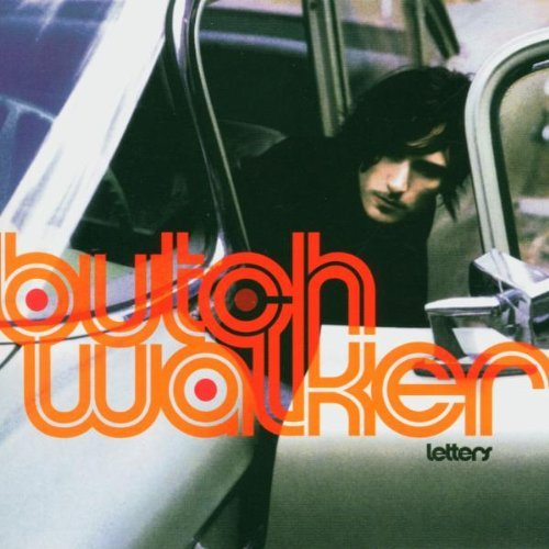 Butch Walker Letters Enhanced CD