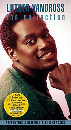 Luther Vandross Collection 3 CD