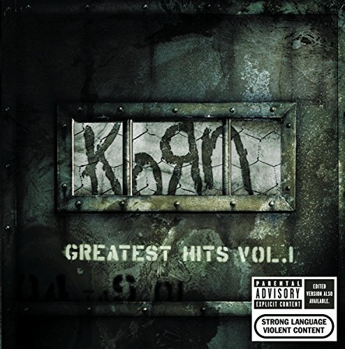 Korn Vol. 1 Greatest Hits Explicit Version