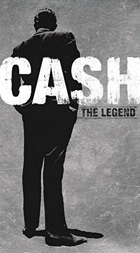 Johnny Cash Legend 4 CD