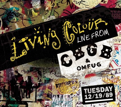 Living Colour Live At Cbgb's Tuesday 12 19 8