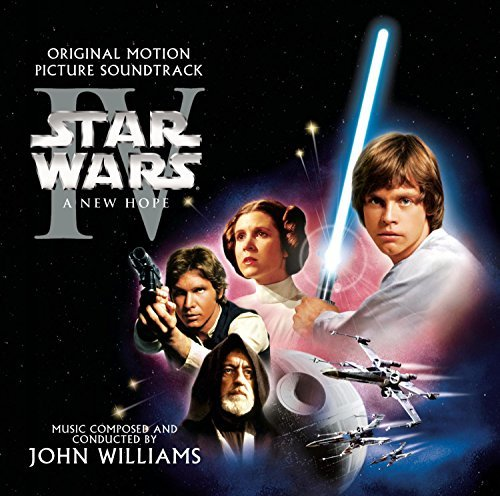 John Williams Star Wars Episode Iv A New Ho Music By John Williams 2 CD Set
