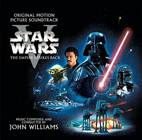 John Williams Star Wars Episode V Empire St Music By John Williams 2 CD Set