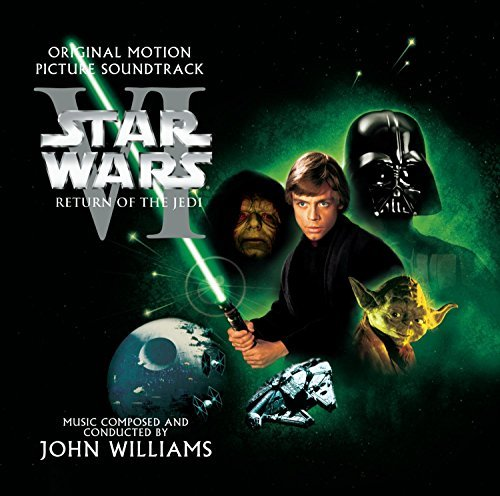 John Williams Star Wars Episode Vi Return O Music By John Williams 2 CD Set