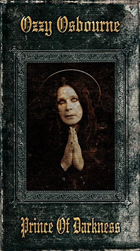 Ozzy Osbourne Prince Of Darkness 4 CD Incl. Booklet