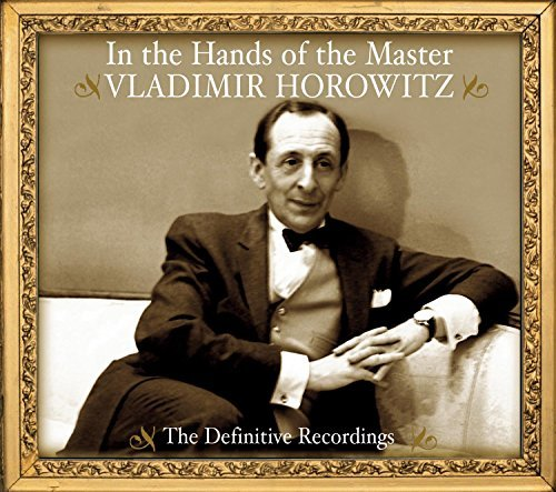 Vladimir Horowitz In The Hands Of The Master Horowitz (pno) 3 CD
