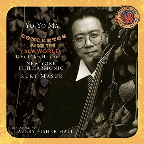 Yo Yo Ma Dvorak & Herbert Cello Concer Ma (vc) Masur New York Po