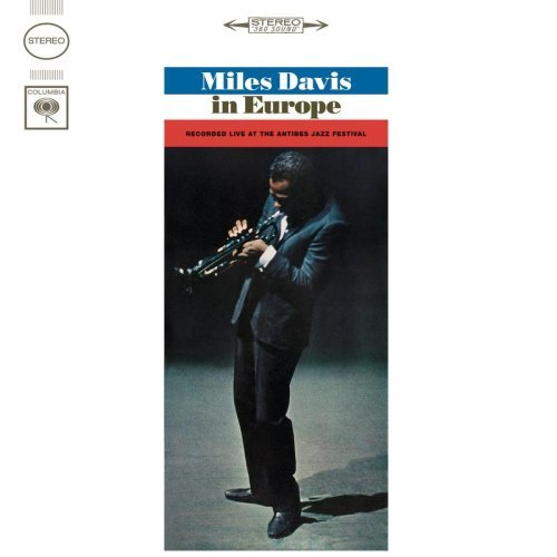 Miles Davis Miles Davis In Europe Reissue