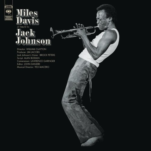 Davis Miles Tribute To Jack Johnson T T Jack Johnson