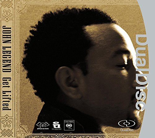 John Legend Get Lifted Dualdisc