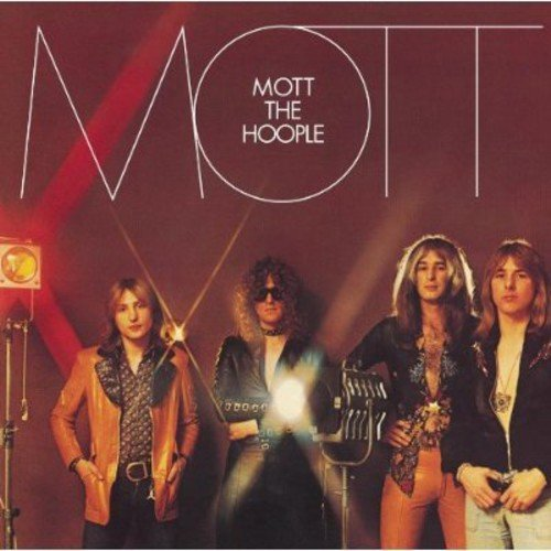 Mott The Hoople Mott Incl. Bonus Tracks