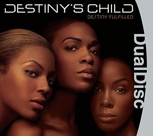 Destiny's Child Destiny Fulfilled Dualdisc