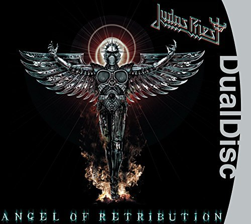 Judas Priest Angel Of Retribution Dualdisc