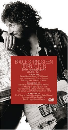 Bruce Springsteen Born To Run 30th Anniversary E 3 CD