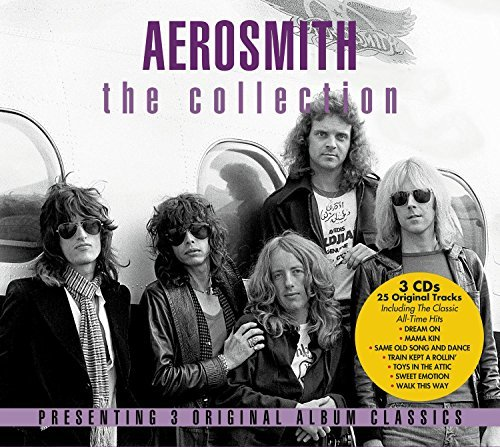 Aerosmith Collection 3 CD