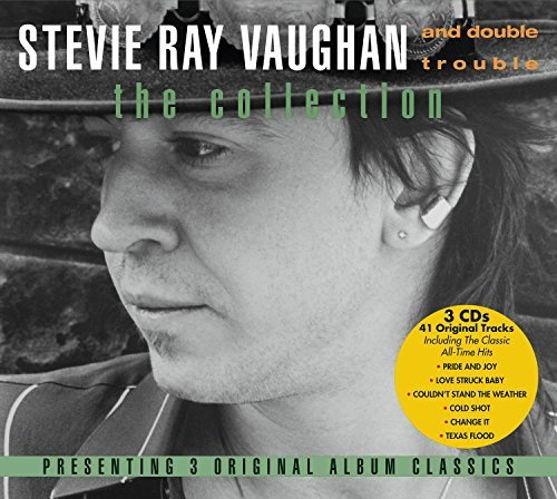 Stevie Ray Vaughan Collection 3 CD