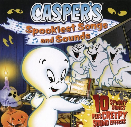 Casper Casper's Spookiest Songs & Sou