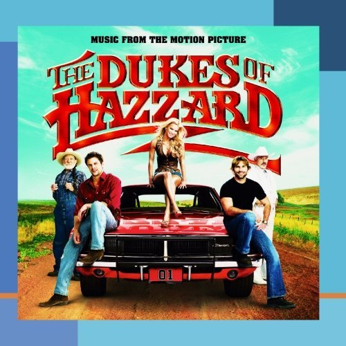 Dukes Of Hazzard Soundtrack CD R