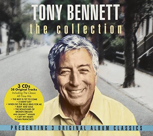 Tony Bennett Collection (box Set) 3 CD