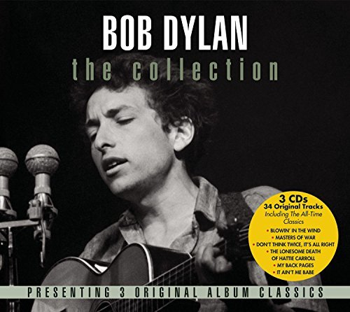 Bob Dylan Freewheelin' Bob Dylan Collect 3 CD