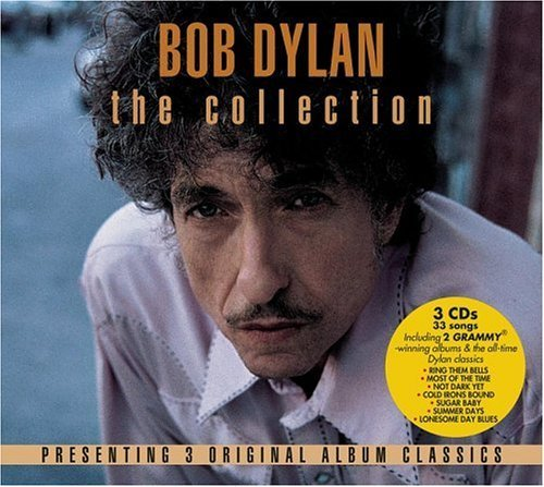 Dylan Bob Oh Mercy Collection (box Set) 3 CD Set