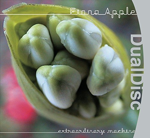 Apple Fiona Extraordinary Machine Dualdisc