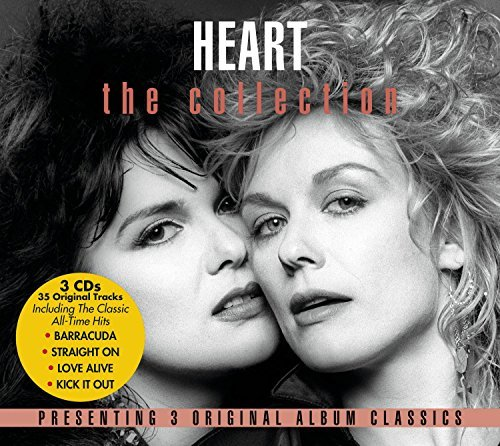 Heart Collection 3 CD