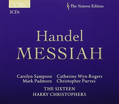 George Frideric Handel Handel Messiah 3 CD