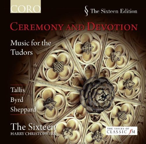 Sixteen Christophers Ceremony & Devotion Music Sixteen Christophers*h