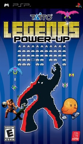 Psp Taito Legends Power Up