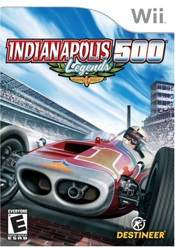 Wii Indy 500 Crave Rp