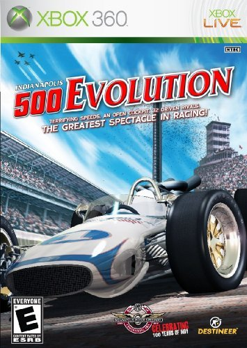 Xbox 360 Indianapolis 500 Evolution
