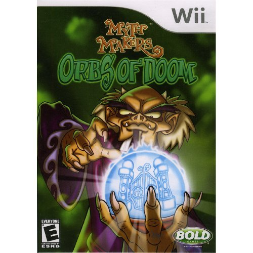 Wii Myth Makers Orbs Of Doom