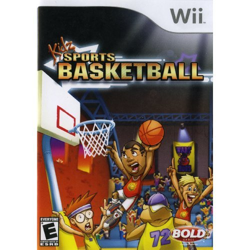 Wii Kidz Sports Basketball Destineer
