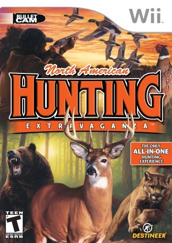Wii North American Hunting Extrava