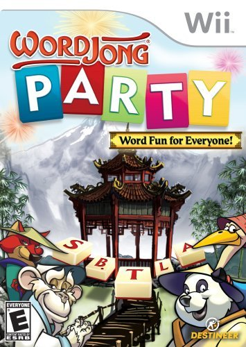 Wii Word Jong Party