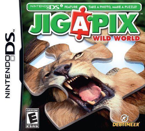 Nintendo Ds Jigapix Wild World