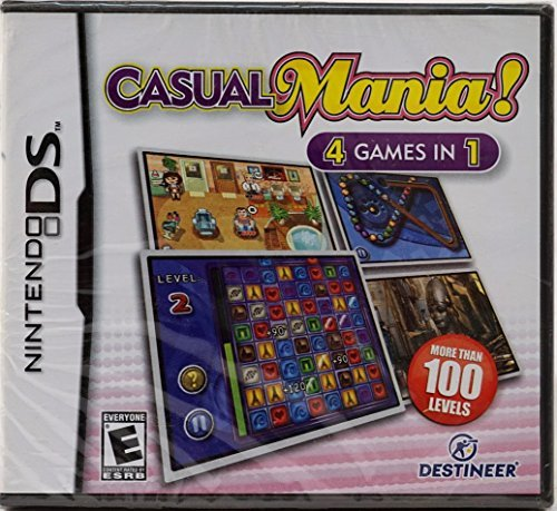 Nintendo Ds Casual Mania Cokem International Ltd. E