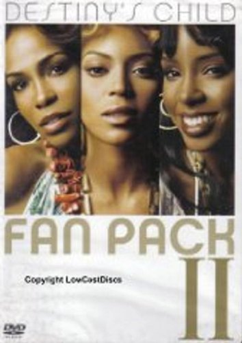 Destiny's Child Fan Pack Ii