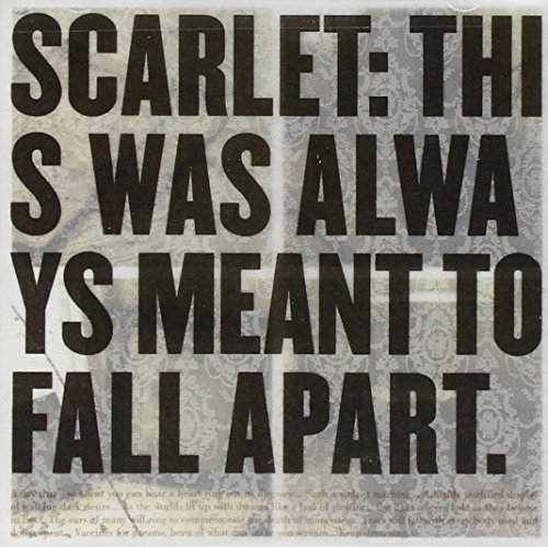 Scarlet This Was Always Meant To Fall