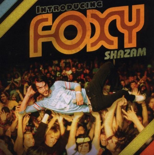 Foxy Shazam Introducing