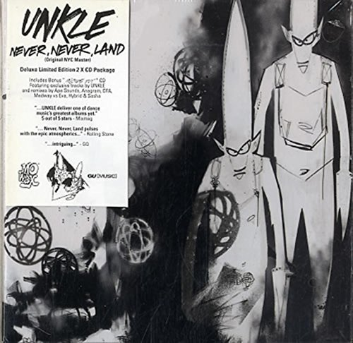 U.N.K.L.E. Never Never Land Lmtd Ed. 2 CD Set