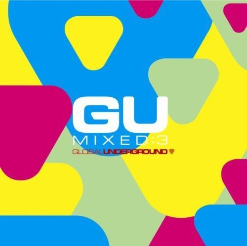 Gu Mixed Gu Mixed 3 Unmixed 4 CD Set